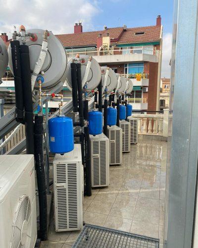 Instalación de Aire Acondicionado y Climatización